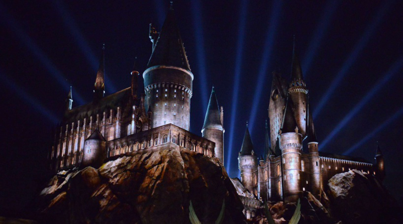 the wizarding world of parco a tema harry potter